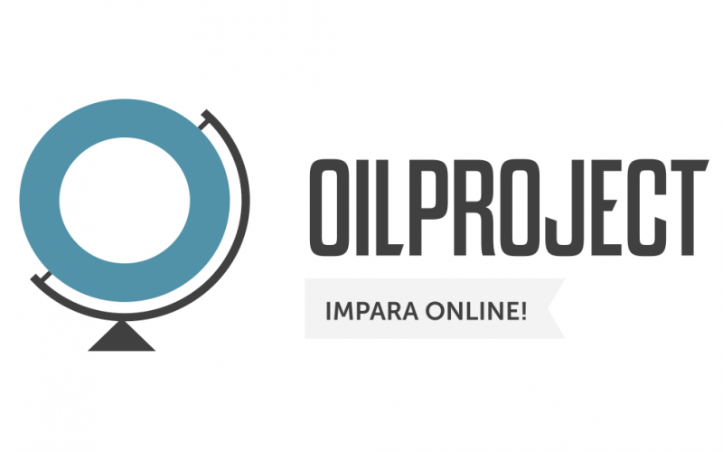 logo oil project