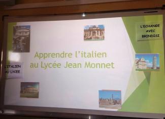 Scambio Culturale Italia - Francia